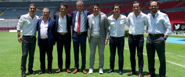Presenta Orlegi Sports nueva estructura de Atlas FC