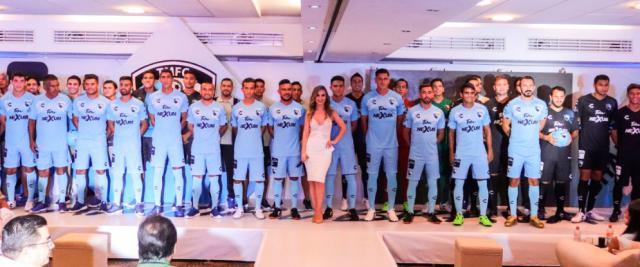 Presenta la Jaiba Brava nuevo uniforme