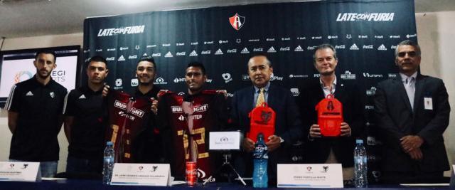 Presenta Atlas FC