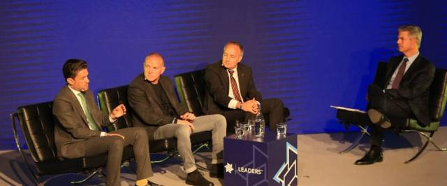 Alejandro Irarragorri returns to Leaders stage in London during Leaders Week 2019